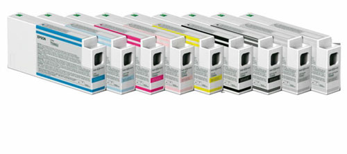 Epson 4900 UltraChrome HDR 200ml Ink Cartridges
