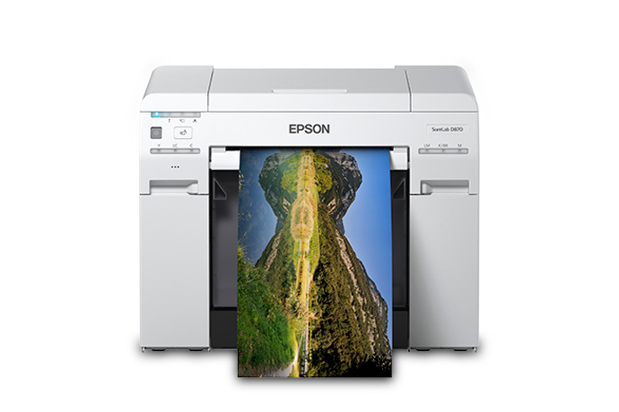 Epson SureLab D870 Minilab Printer Feature Product