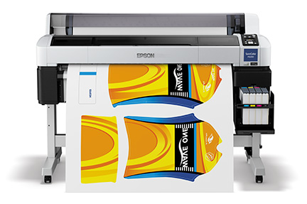 Epson SureColor F6200 Dye Sublimation Printer Feature Product