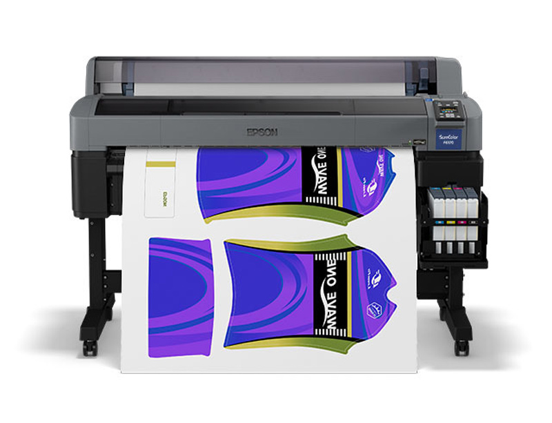 Epson F6370 Dye Sublimation Printer Feature Product