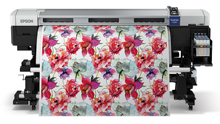 Epson SureColor F7200 Dye Sublimation Printer Feature Product