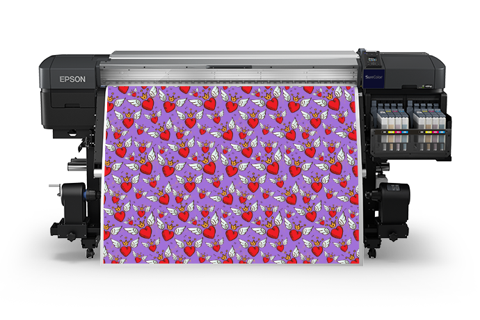 Epson SureColor F9470 Dye-Sublimation Inkjet Printer Feature Product