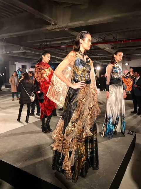 Epson New York Fashion Week 2018