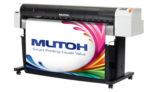 MUTOH RJ-900X Dye Sublimation Printer Feature Product