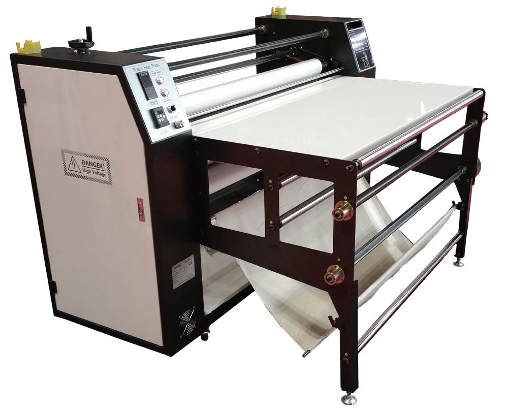 Rotary Heat Press - SOT-H for Dye Sublimation