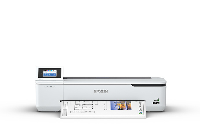 Epson SureColor F570 Dye-Sublimation Printer Feature Product