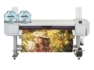 MUTOH ValueJet 1638X Printer Feature Product