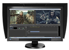Eizo ColorEdge Series 27in Monitor Bundled with Hood
