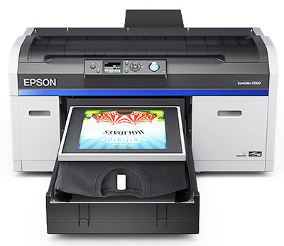 Epson's SureColor F2100 is a purpose-built system for high-quality prints at production speeds