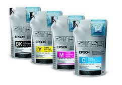 Epson F-Series Dye Sublimation Ink