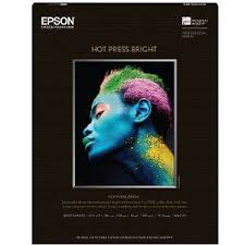 Epson Hot Press Bright