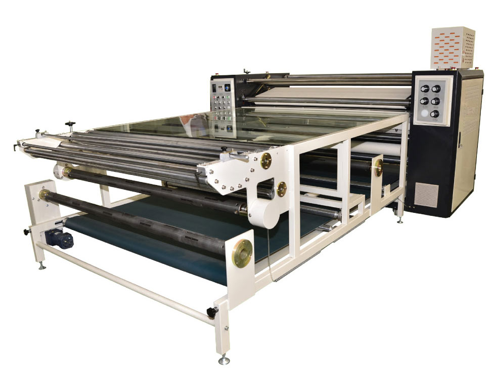 Rotary Heat Press - MOT-H for Dye Sublimation