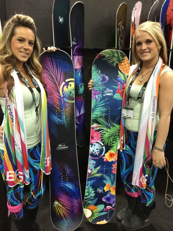 Denver Snow Sports Industry Show 2015