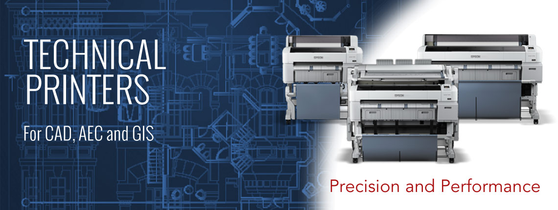Technical Printers and Plotters