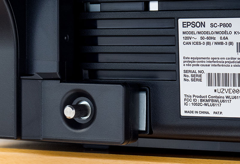 Epson L805 Paper Feed Problem