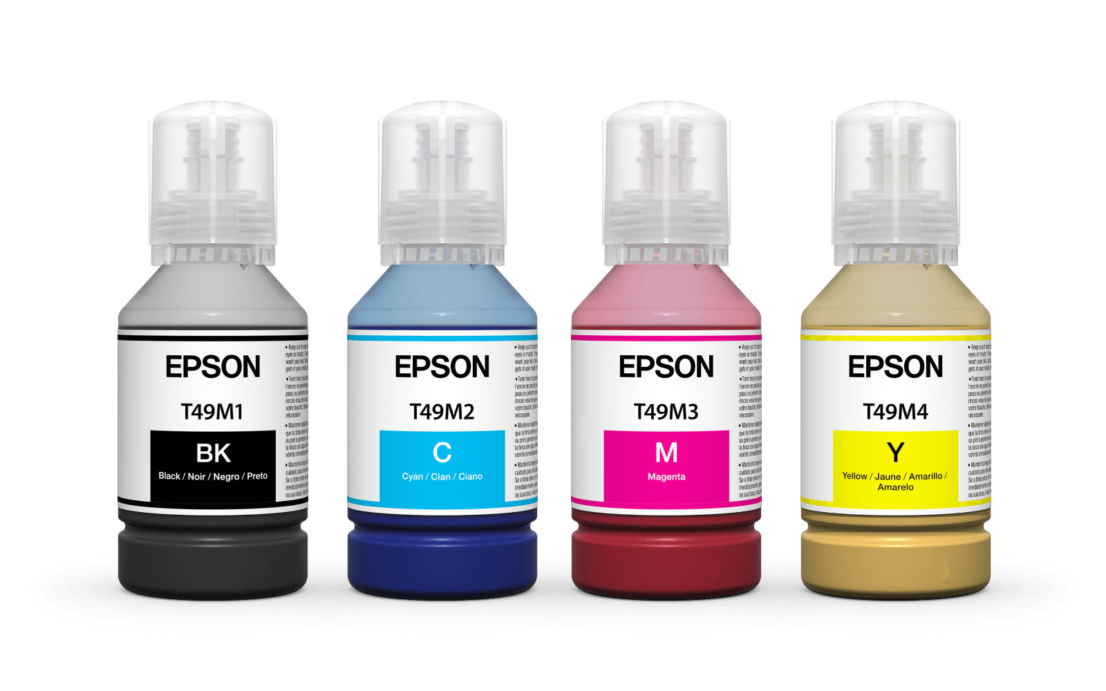 Epson F-570 Ink